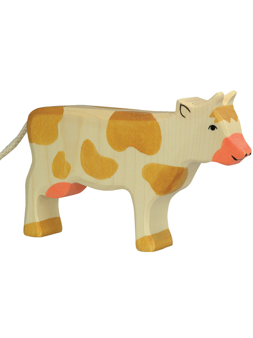 Wooden Spotted Cow