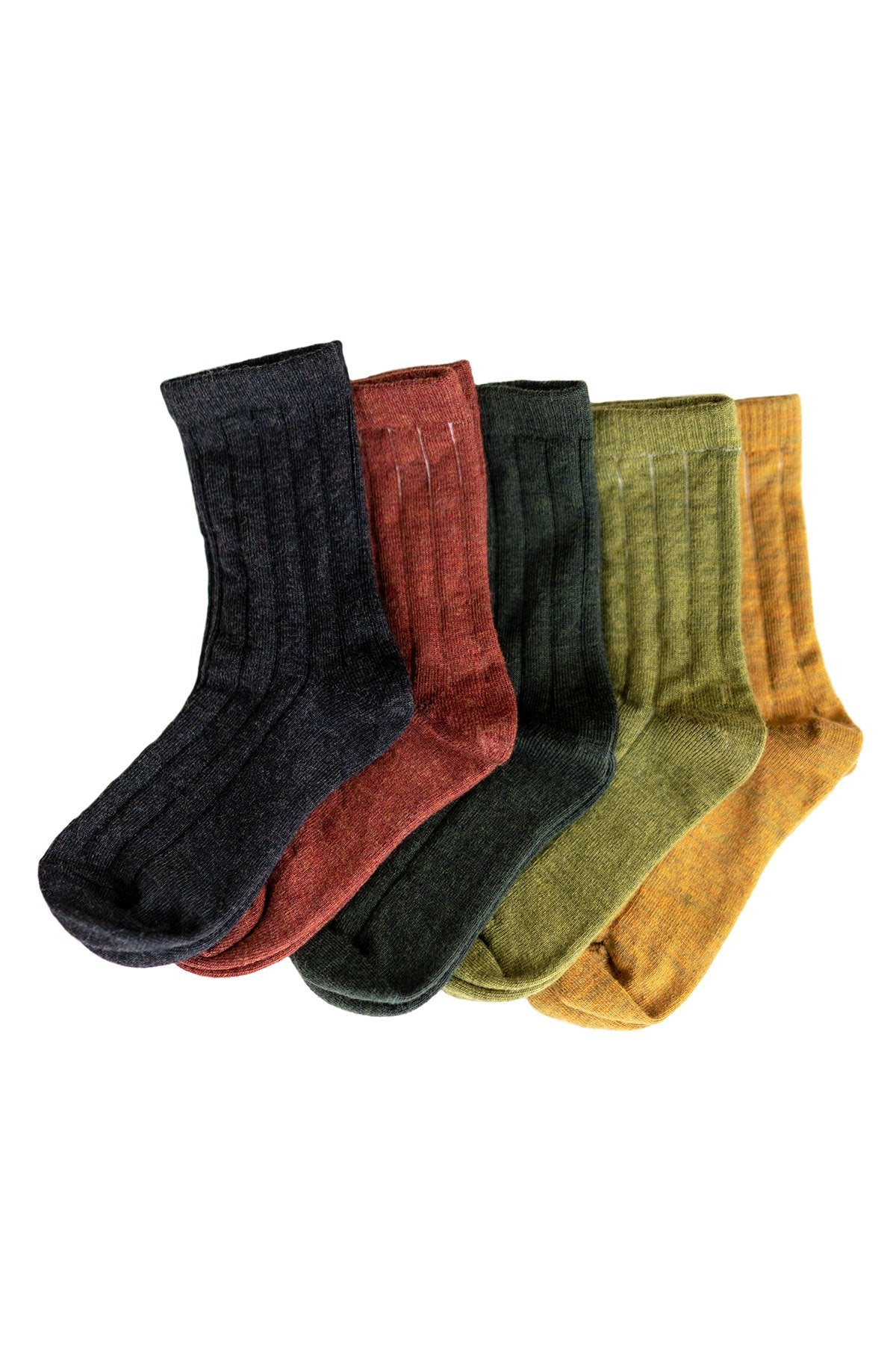 Merino Nature Socks-2 pack-7/9Y