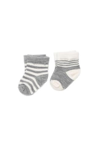 Nui Organics Merino Wool Infant Socks - fawn&forest