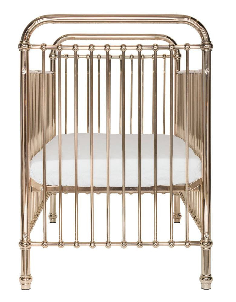 Incy Incy Metalic Metal Crib - fawn&forest