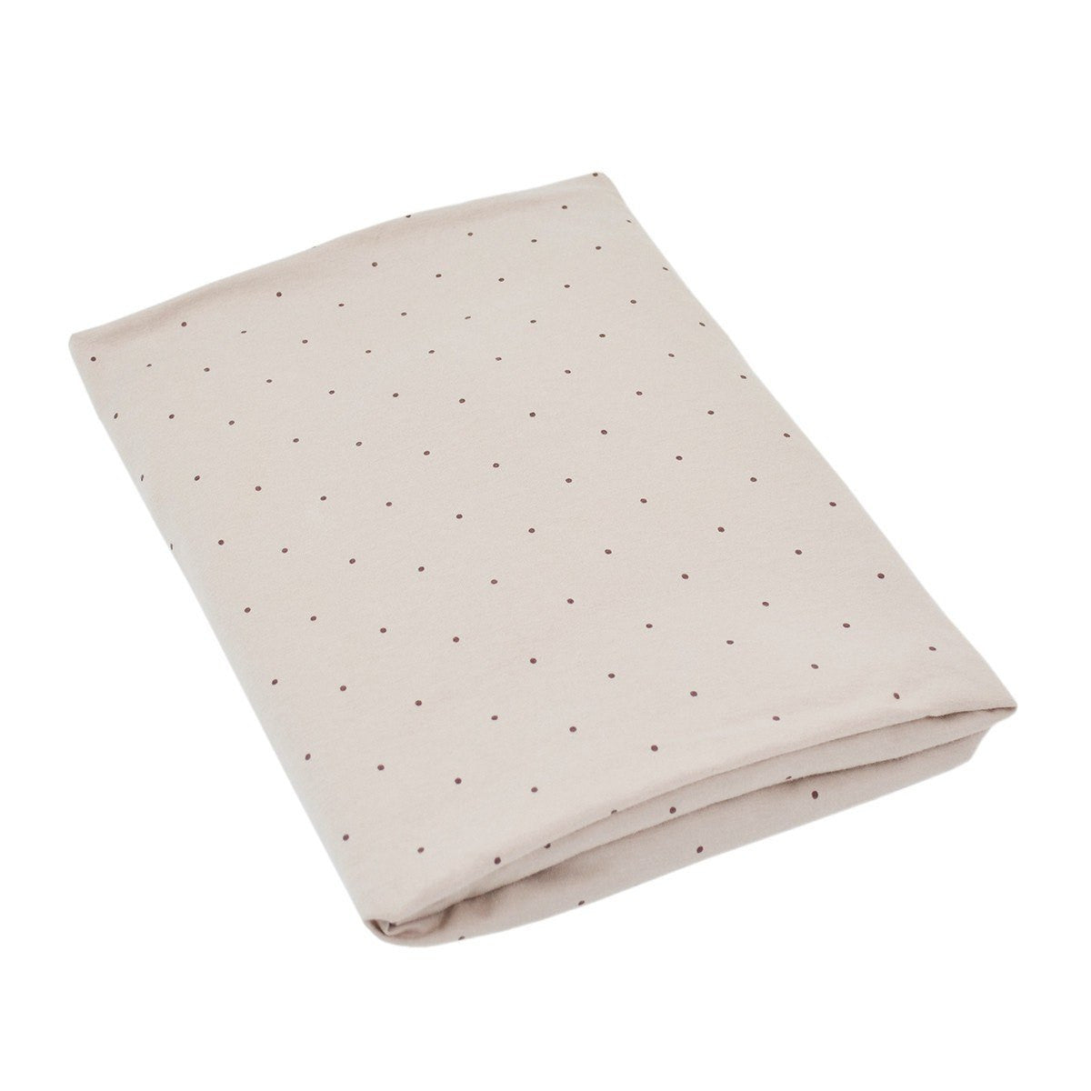 Kidwild Dots Organic Crib Sheet