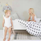 Kidwild Organic Toddler Duvet Set - Trees