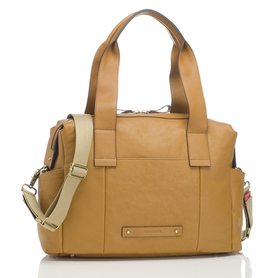 Storksak Kym Leather Bag