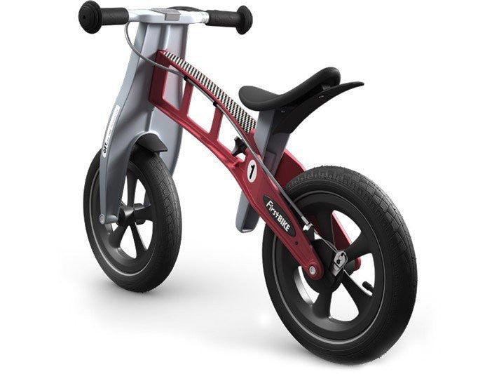 Racing Balance Bike - Red