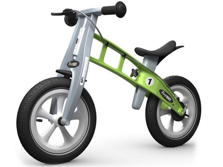 FirstBIKE Racing Balance Bike - fawn&forest