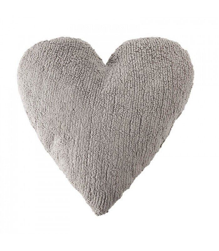 Heart Cushion - Pink