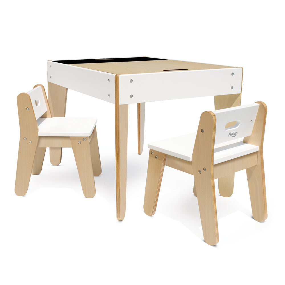 P'kolino Little Modern Table and Chairs