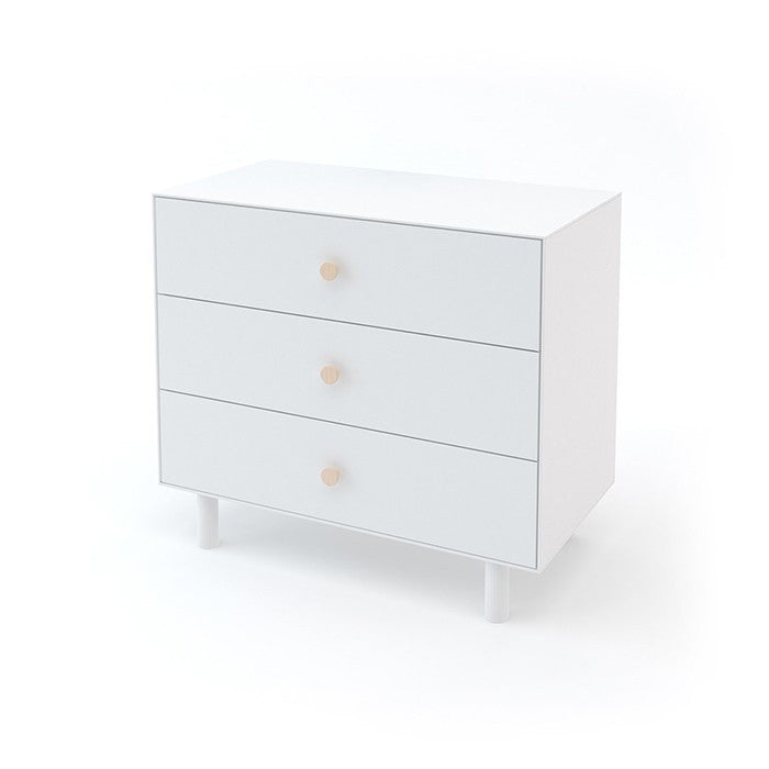 Oeuf Merlin 3 Drawer Dresser - Fawn Base