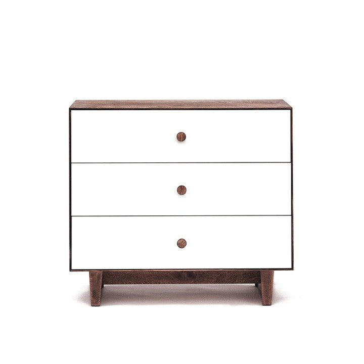 Oeuf Merlin 3 Drawer Dresser - Rhea Base