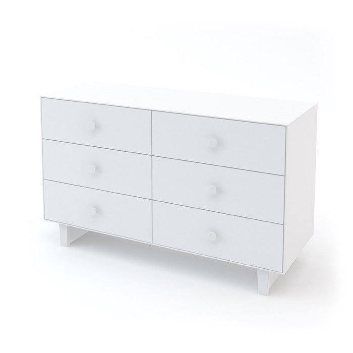 Oeuf Oeuf Merlin 6 Drawer Dresser - Rhea Base - fawn&forest