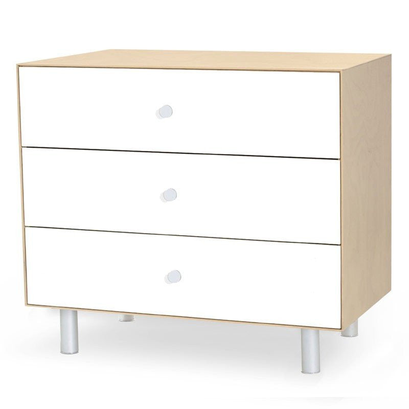 Oeuf Oeuf Merlin 3 Drawer Dresser - Classic Base - fawn&forest
