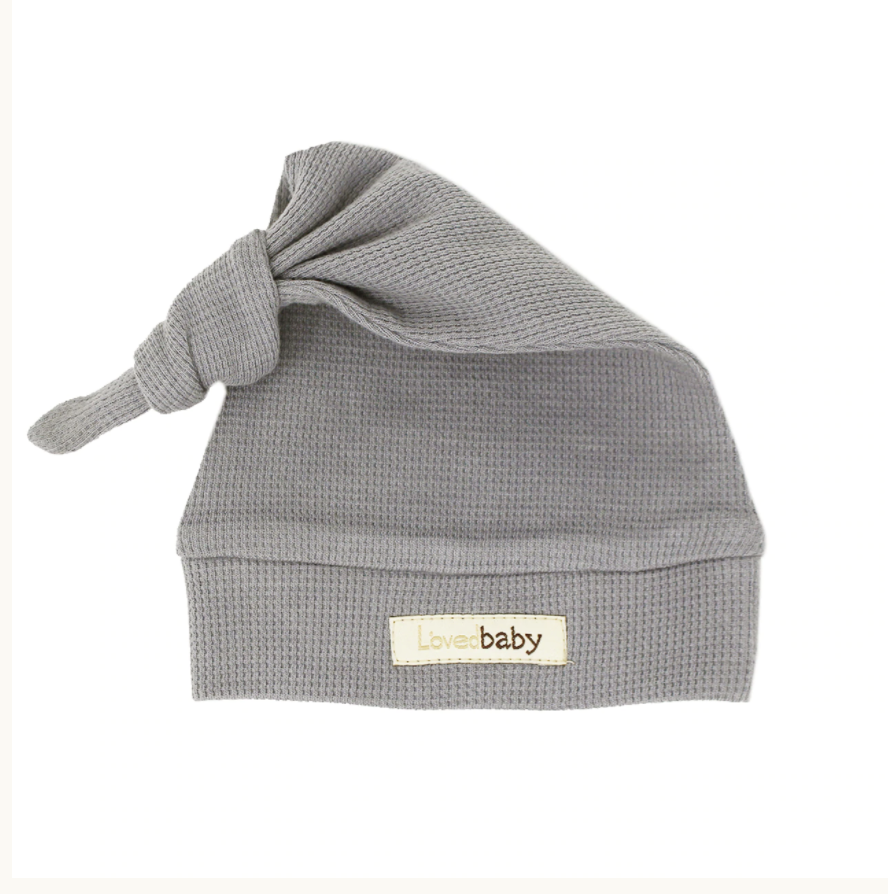 L'ovedbaby Organic Thermal Knotted Cap