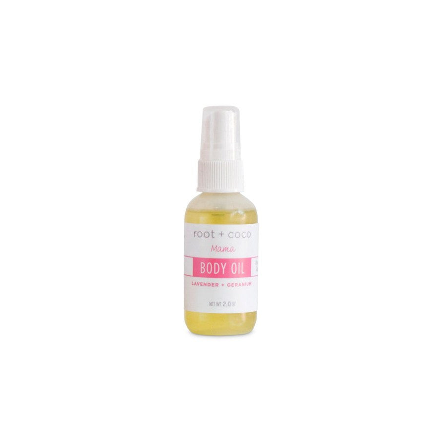 Root & Coco Root & Coco Mama Body Oil - fawn&forest