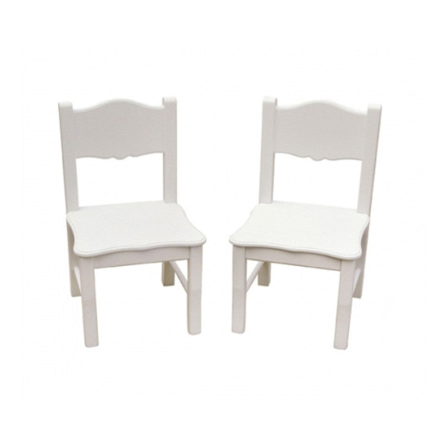 Guidecraft Classic Chairs Set of 2 - fawn&forest