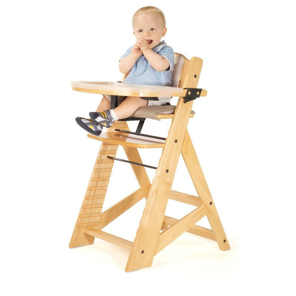 Keekaroo Right Height Chair - Natural