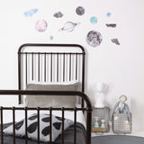 Love Mae Night Sky Fabric Wall Decal - fawn&forest