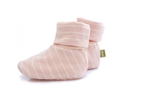 Nui Organics Merino Wool Booties - fawn&forest