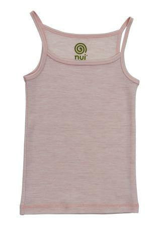 Nui Organics Merino Wool Thermal Camisole - fawn&forest