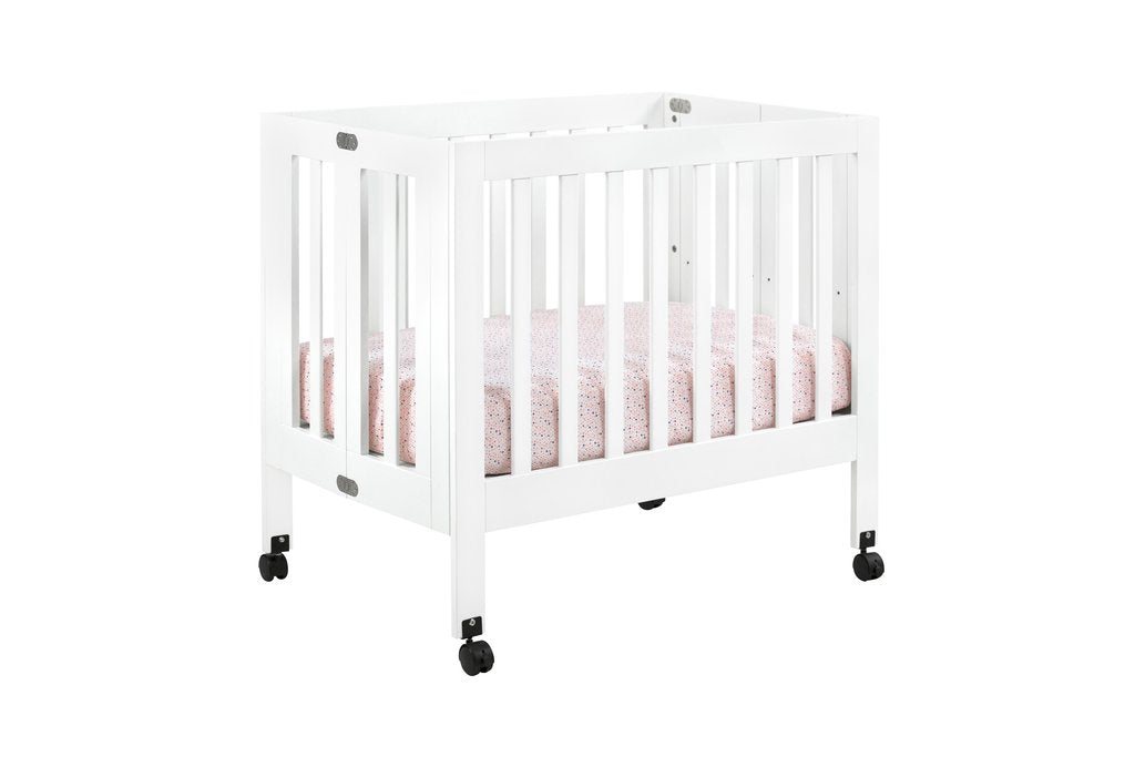 Million Dollar Baby Babyletto Origami Mini-Crib - fawn&forest