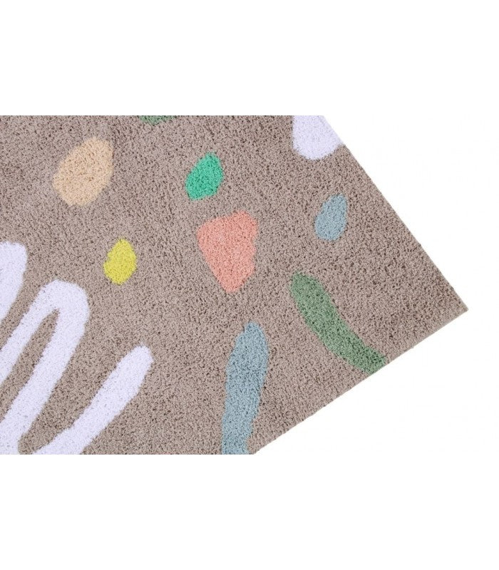 Lorena Canals Happy Party Washable Rug