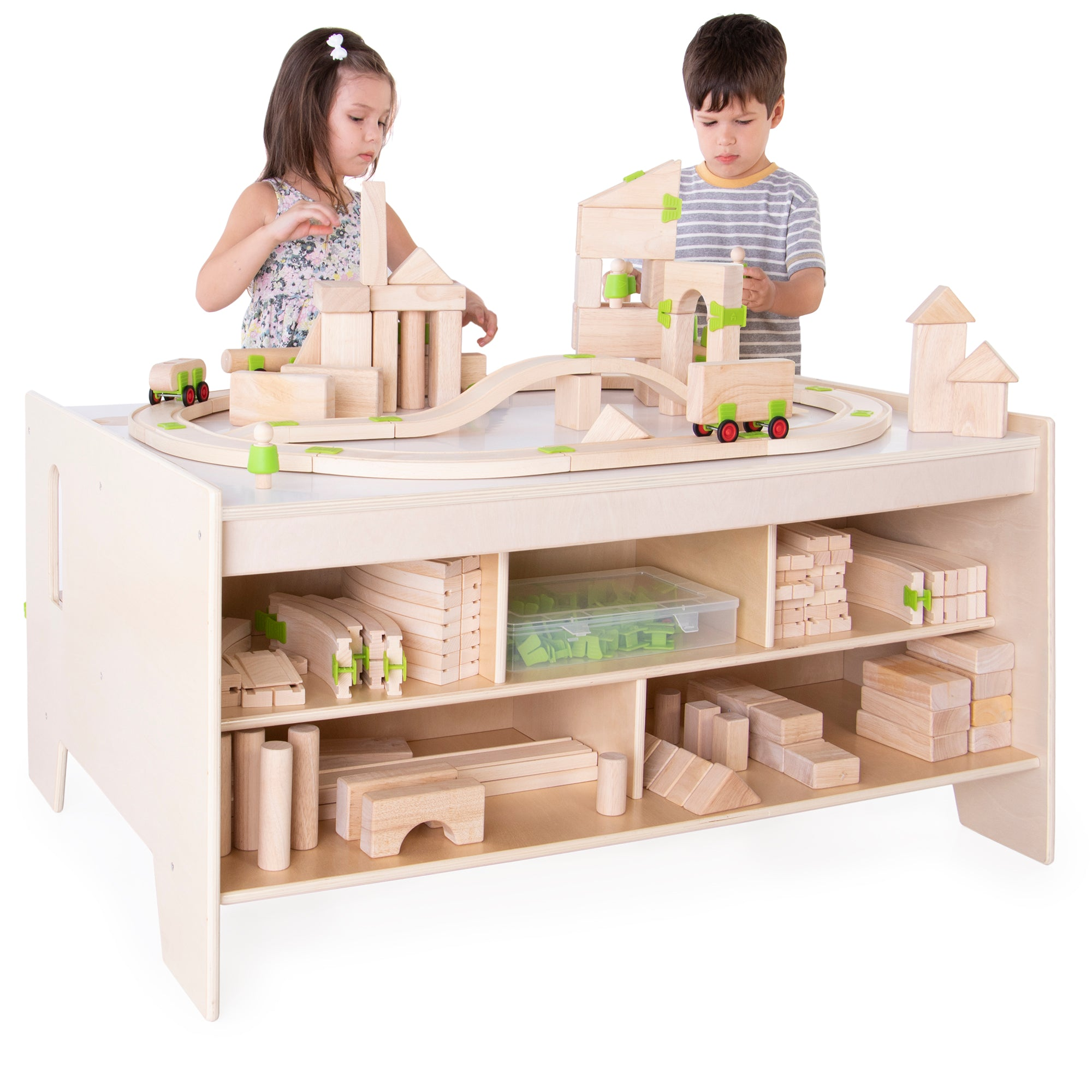 Guidecraft Block Science Table