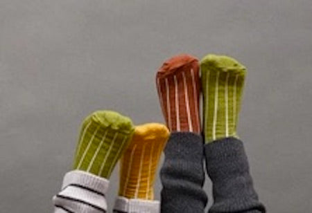 Merino Nature Socks-2 pack - 10/12Y