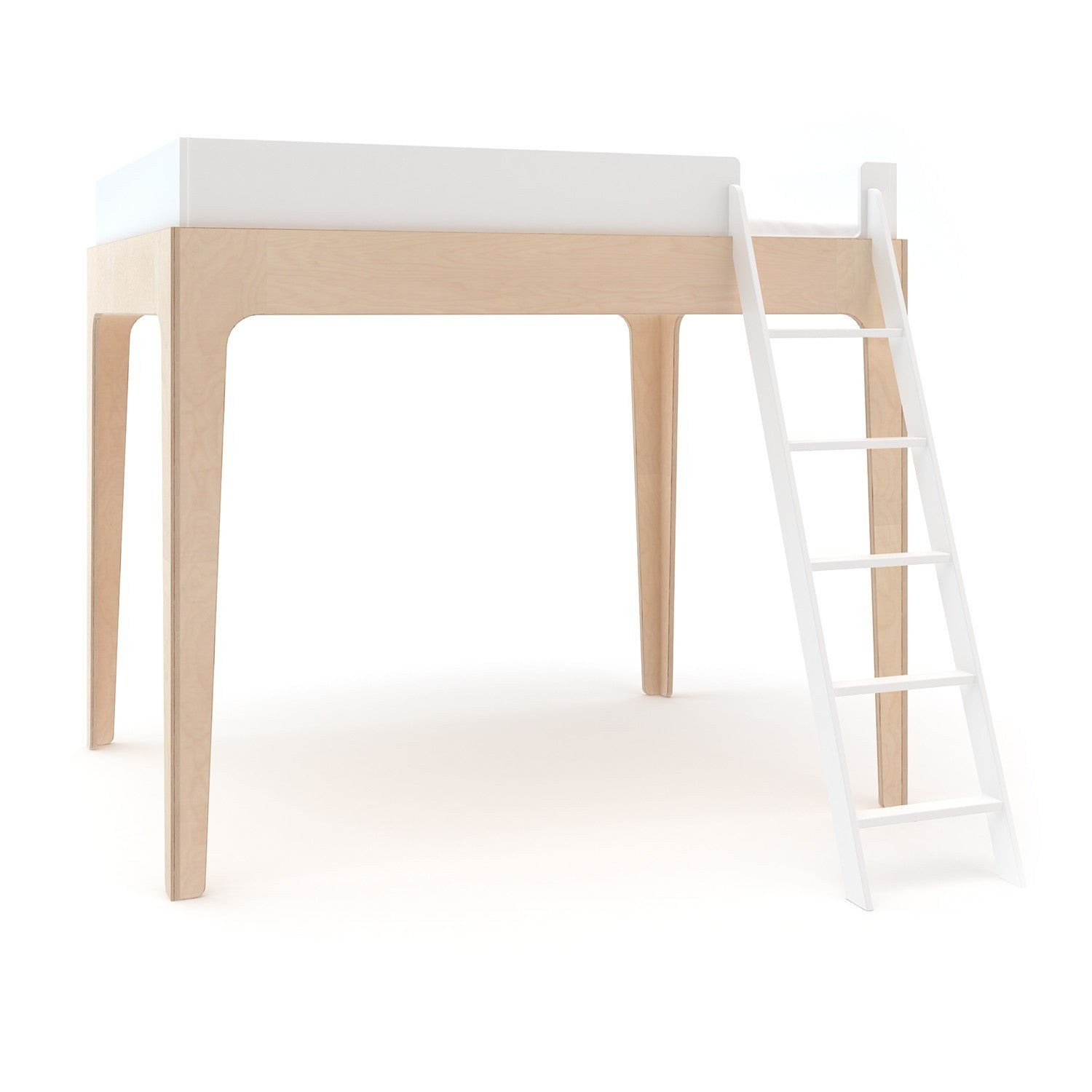 Oeuf Oeuf Perch Full Loft Bed - fawn&forest