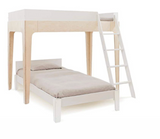 Oeuf Perch Bunk Bed - Twin with Optional Perch Shelf