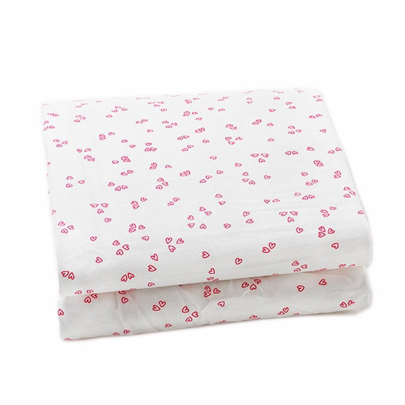 auggie Auggie Twin Flat Sheet - fawn&forest