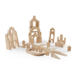 Guidecraft Wood Unit Block Sets - fawn&forest