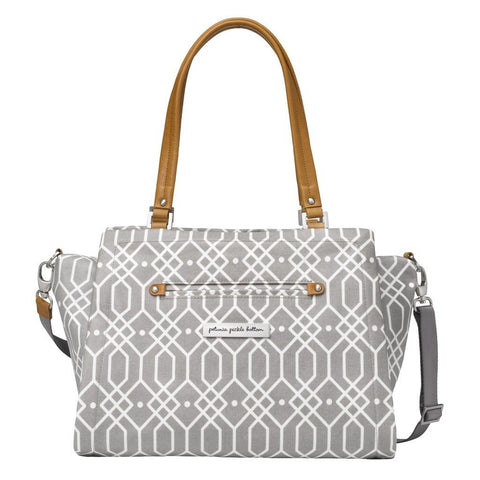 Statement Satchel - Quartz