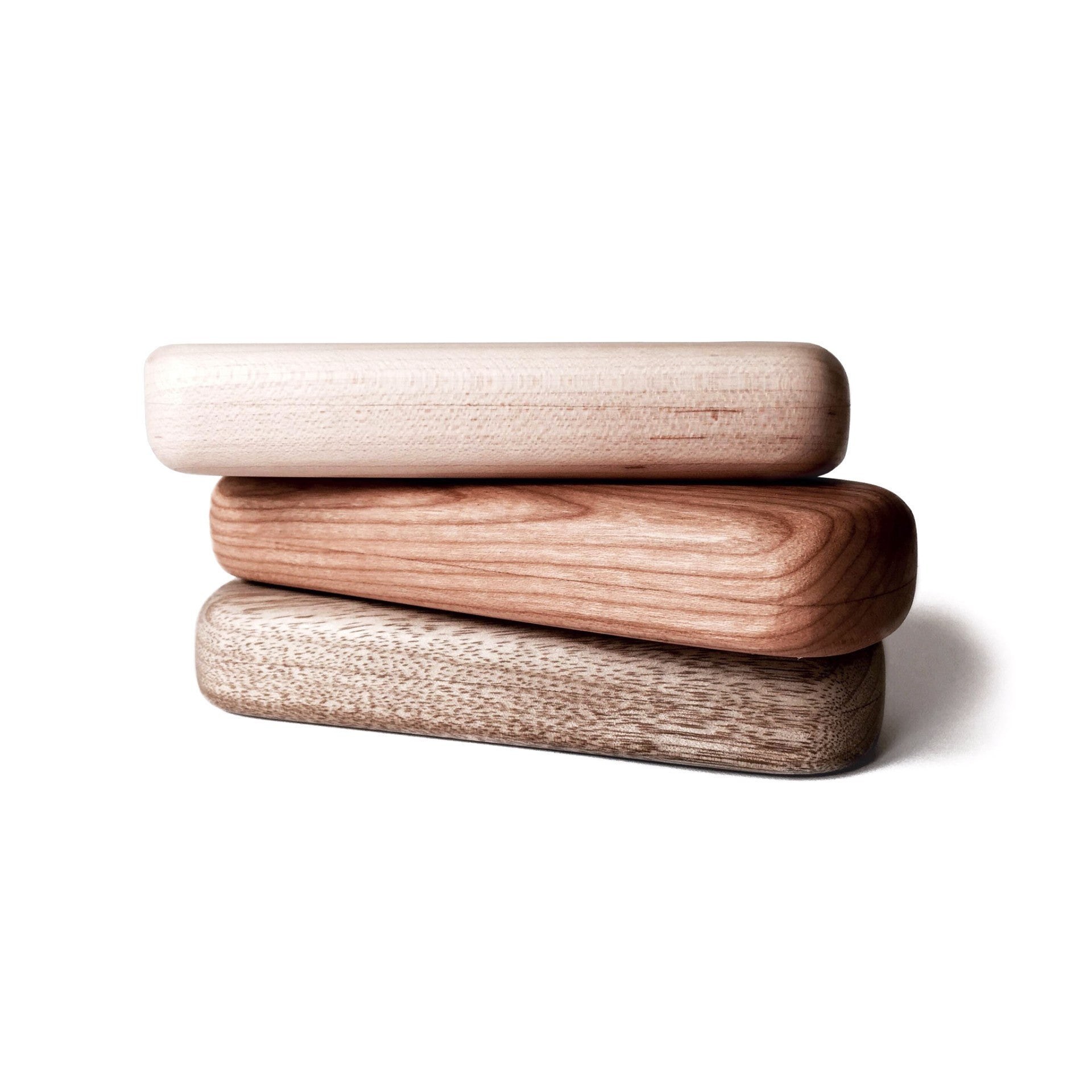 Earnest Effort Wood Baby Rattle