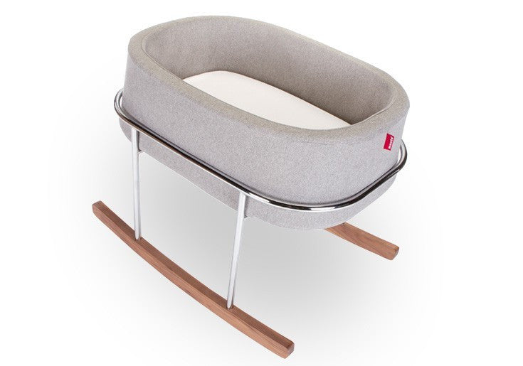 Monte Monte Rockwell Bassinet - fawn&forest