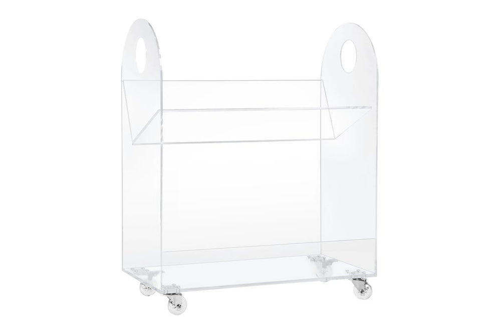 Babyletto Presto Bookcase & Cart