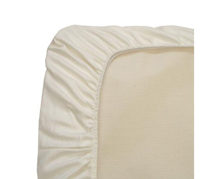 Naturepedic Organic Cotton Sateen Bassinet Fitted