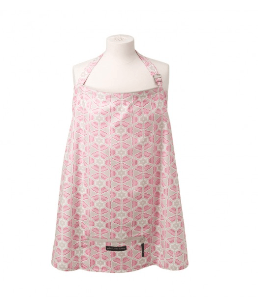 Petunia Pickle Bottom Haven Nursing Cover - fawn&forest