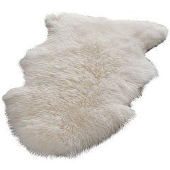 Elks & Angels Baby Sheepskin Rug Unshorn - fawn&forest