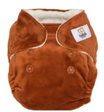 GroVia Buttah Organic Newborn AIO Cloth Diaper