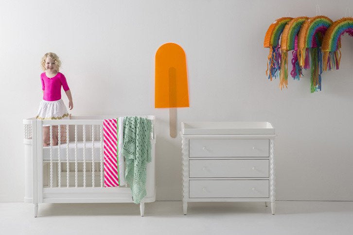 Incy Incy Lucy Changing Table - fawn&forest