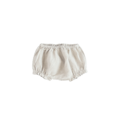 fawn&forest Tortoise & the Hare Classic Linen Bloomers - Natural - fawn&forest