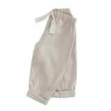 Tortoise & the Hare Linen Pants - Natural