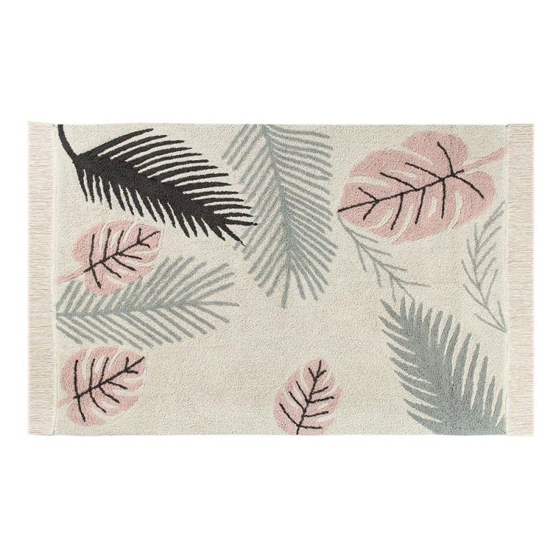 Lorena Canals Tropical Pink Rug