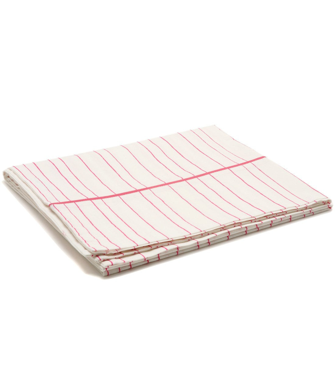 Auggie Twin Fitted Sheet - Flatter Pink