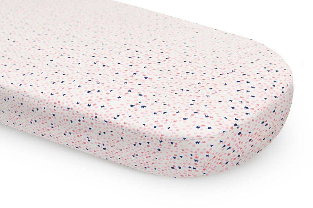 Million Dollar Baby Babyletto Oval Fitted Crib Sheets - fawn&forest