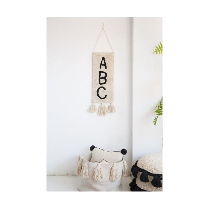 Lorena Canals ABC Wall Hanging