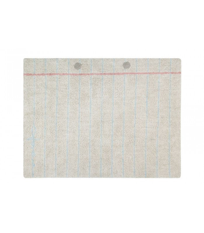 Lorena Canals Notebook Washable Rug