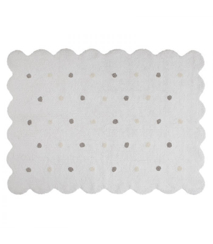 Galleta Rug - White