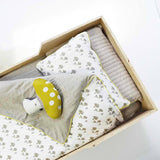 Kidwild Organic Toddler Duvet Set - Woodland