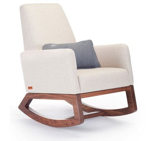 Monte Monte Joya Rocker Limited Edition Wool and Walnut Collection - fawn&forest