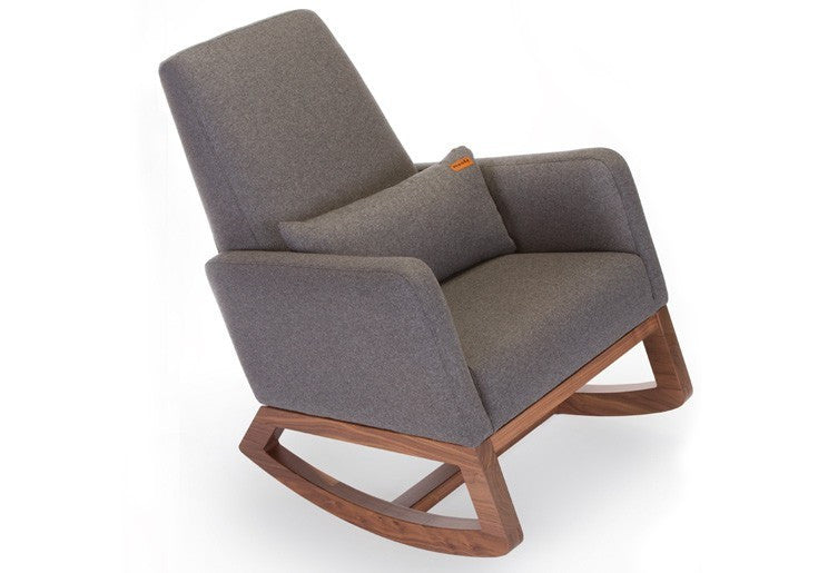 Monte Joya Rocker Limited Edition Wool and Walnut Collection